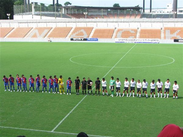 2006Jユースカップ - JapaneseCl...